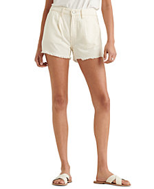 Lucky Brand Pleated Shorts