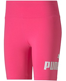 Women's ESS+ Tight Logo Shorts