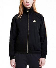 Women's Side-Stripe Track Jacket