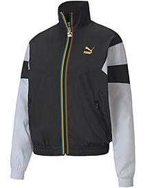 Women's Side-Stripe Track Jacket