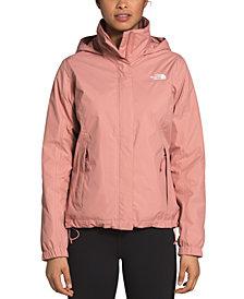 The North Face Women's Resolve 2 Waterproof Rain Jacket