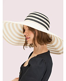 Striped Sunhat