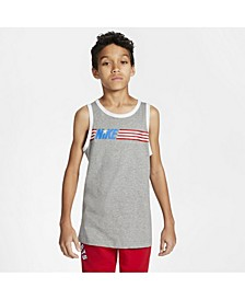 Big Boys Sportswear Cotton Tank Top