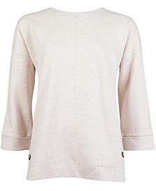 Monteith Overlay Sweater