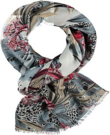 Jungle Floral Scarf