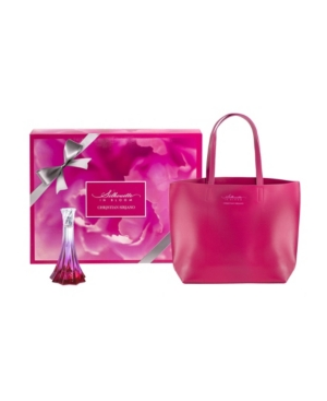Silhouette in Bloom Perfume Gift Set for Women with Tote Bag