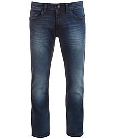 Men's Evan-X  Slim Straight Fit Denim Jeans