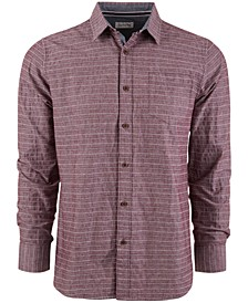 Men's Horizontal Striped Shirt, Created for Macy's