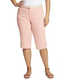 Women's Plus Size Mila Belted Skimmer