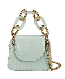 Melie Bianco Bella Micro Crossbody Bag