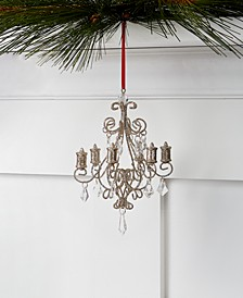Crystal Elegance Chandelier Christmas Ornament, Created for Macy's