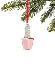 Fashion Week, Pink Nail Polish Ornament, Created for Macy's