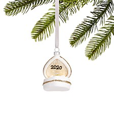 Our First Molded 2020 Glass Engagement Ring Ornament, Created for Macy's