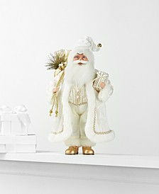 Standing Santa in Ivory, Created for Macy's
