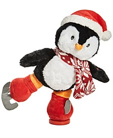 Animated Musical Plush Ice Skating Penguin, Created for Macy's