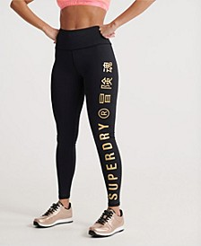Women's Training Graphic Leggings