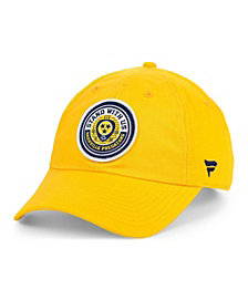 Authentic NHL Headwear Nashville Predators Hometown Relaxed Adjustable Cap