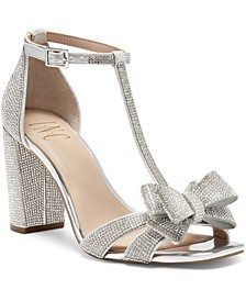 I.N.C. Women's Leonora Block-Heel Sandals, Created for Macy's