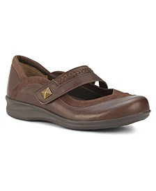 Women's Clover Slip-On Flat