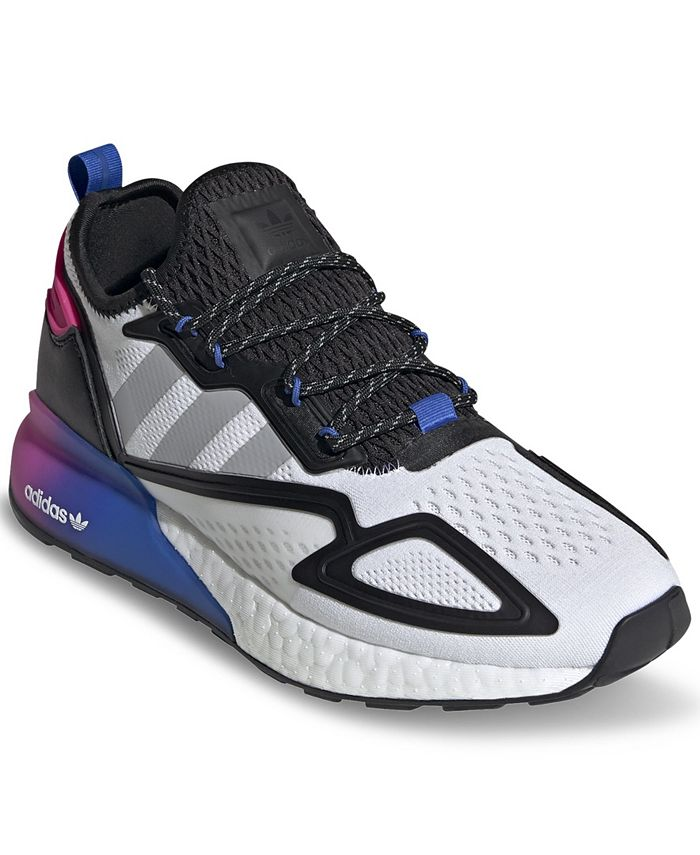 adidas Men's ZX 2K Boost Running Sneakers from Finish Line ...
