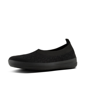 Fitflop FITFLOP WOMEN'S UBERKNIT BALLERINAS FLATS WOMEN'S SHOES