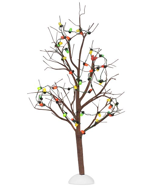 Department 56 Lighted Christmas Bare Branch Tree & Reviews ...