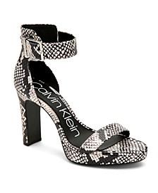 Women's Milania Platform Sandal