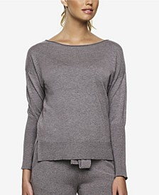 Voyage Textured Sweater Long Tunic