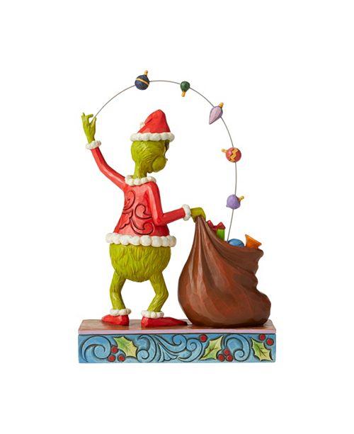 Jim Shore Grinch Jugglings Reviews Holiday Shop Home Macy S