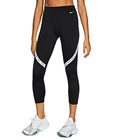 Women's One Logo Cropped Leggings