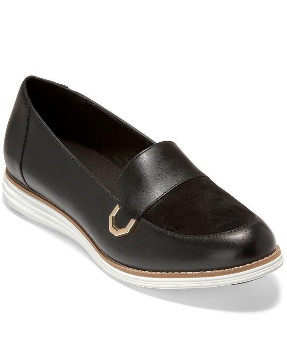Cole Haan Women's Original Grand Buckle Loafers
