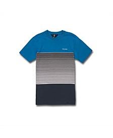 Big Boys Lido Liney Crew T-shirt