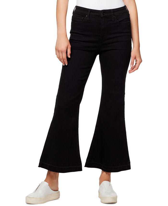 Sanctuary - High Waist Kick-Flare Jeans