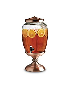 Celebrations Dispenser with Copper Lid 3.1 Gal