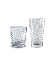 Pulse Entertaining Glasses, Set of 12