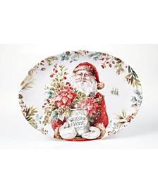 Christmas Story Rectangular Platter