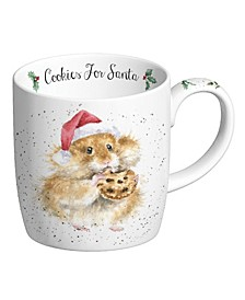 Cookies for Santa Mug - Set of 4