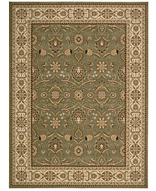 "Nourison Persian King PK01 5'3"" x 7'4"" Area Rug"