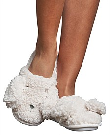 Floppy Dog Scuff Slipper
