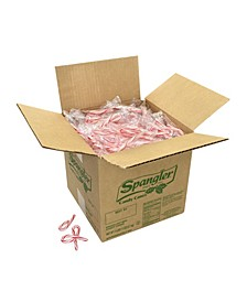 Individually Wrapped Mini Peppermint Candy Canes Bulk, 500 Count