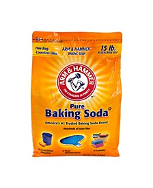 Pure Baking Soda, 15 lbs