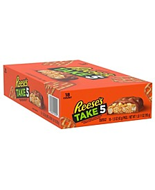 Take5 Candy Bar, 1.5 oz, 18 Count
