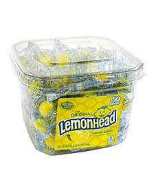 Lemonhead Tub, 150 Pieces