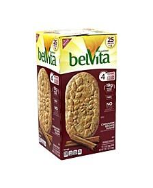 Breakfast Biscuits Cinnamon Brown Sugar 4 Packs, 25 Count