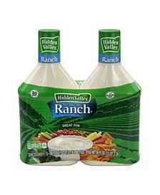 Original Ranch Dressing, 40 oz, 2 Pack