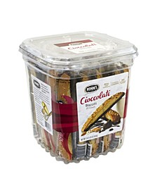 Cioccolati Biscotti Cookie Tub, 25 Count