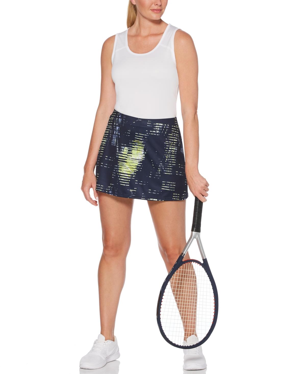 Grand Slam Women's Cutout-Back Tennis Tank Top