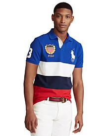 Men's Big & Tall Mesh Polo