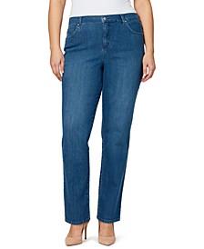 Women's Plus Size Amanda Short Jean