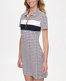 Printed Polo Dress, Created for Macy's